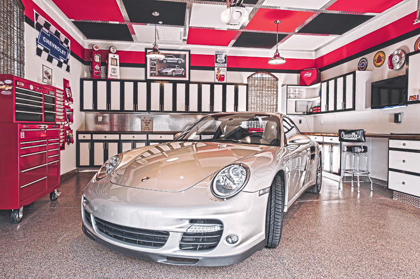 Man Cave Garage For Sale : Give dad a man cave