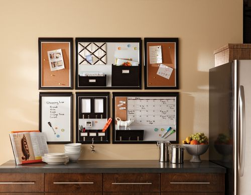 office wall organization system how to organize your family command center tracy studio 23972