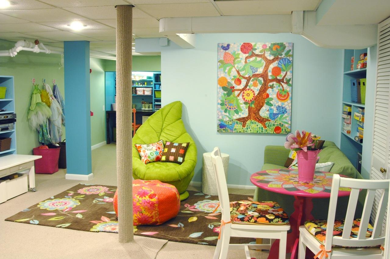 Kids Play Room Decorating Ideas Mycoffeepot Org