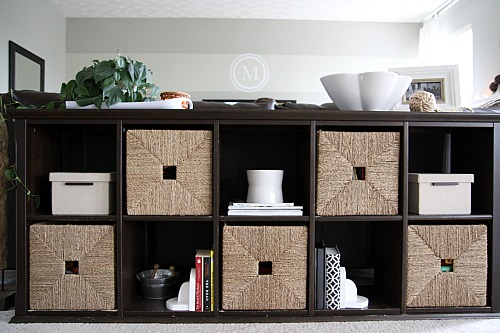 Geometric Baskets Can Be Filled With Toys Or Other Items You Want To Hide. Part 94