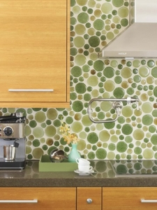 dots backsplash