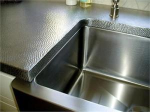 metal counter