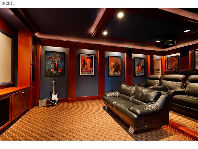 Your home theater doesn't need to be huge — just well designed.