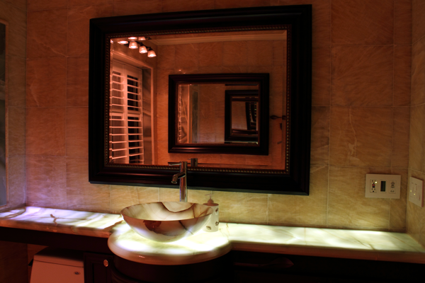 Bathroom Lighting San Diego bathroom lighting design, san diego bathroom remodel