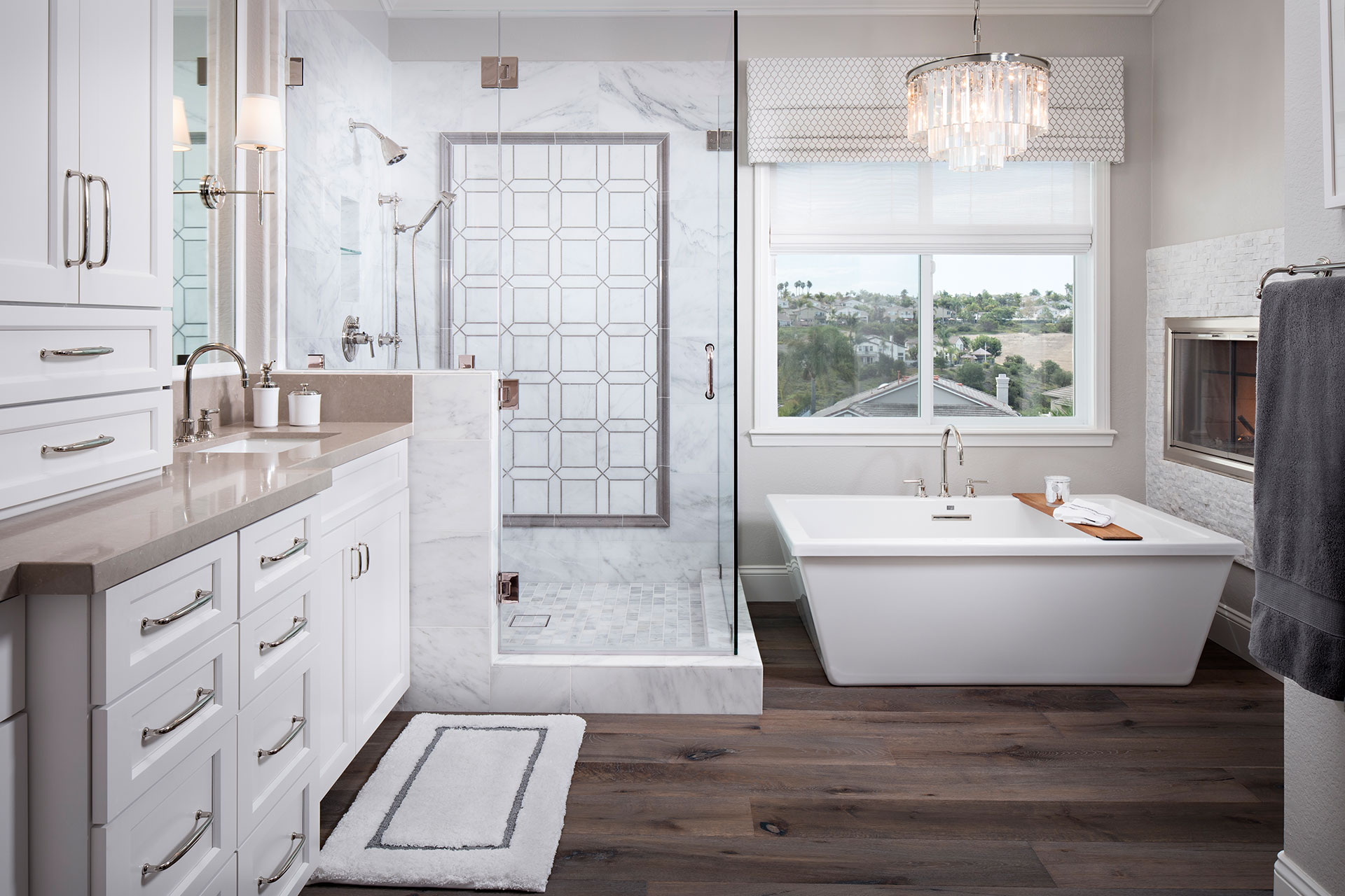 tracy lynn studio interior design in san diego - San Diego Bathroom Design