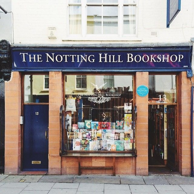 notting hill book shop