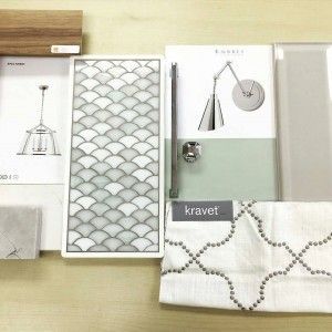 TLS Mood Board featuring Kravet